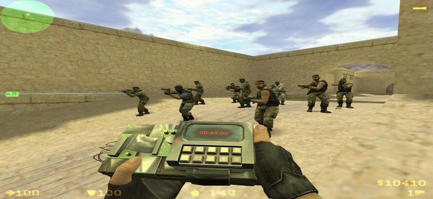 модели оружия и игроков в cs 1.6 source Edition